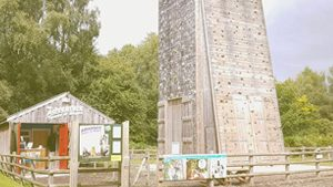 Forest of Dean Adventure - Climbing, Adventure Ropes, Archery and Bushcraft