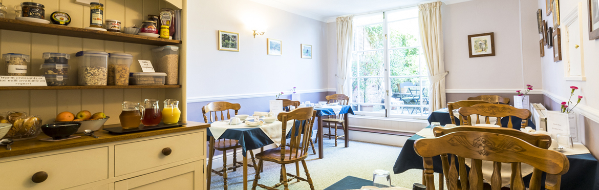 Group accommodation in the Forest of Dean
