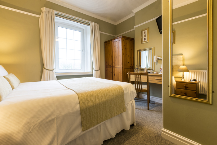 Beautiful comfortable rooms at this Forest of Dean B&B