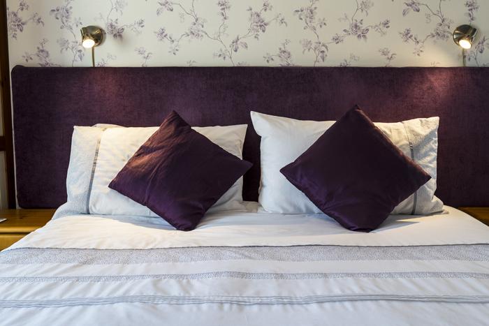 Beautiful decor in comfortable rooms