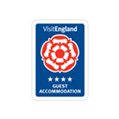 Visit England 4 star guest accommodation