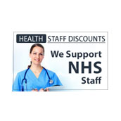 Where can I use NHS Discount Lydney