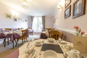 Edale House Bed and Breakfast, Parkend, Forest of Dean. UK